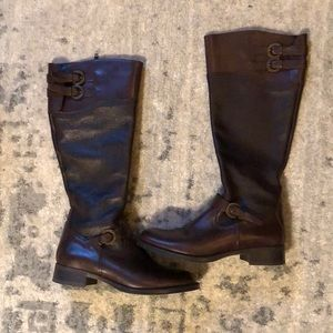 Aldo Brown Riding Boots